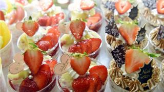 日本美食推荐★甜品妹妹不可错过的美味蛋糕店La Maison ensoleille table
