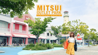 #Shopping in Japan ♬ Unique Shopping at Mitsui Outlet Park Yokohama Bayside