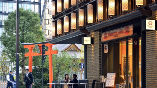 日本旅行推荐★融合古今的日本桥新热点 COREDO室町