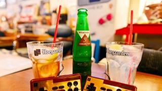 日本美食推荐★老派游戏酒吧新宿 8-bit Cafe