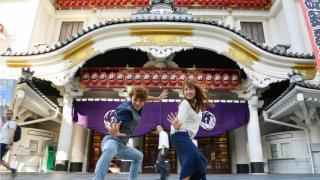 在東京都內來一場江戶風情的穿越之旅