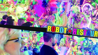 #Tokyo Nightlife ♬ ROBOT RESTAURANT is the Ultimate Nightlife Entertainment in Tokyo