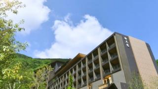 箱根旅游推荐★箱根豪华温泉旅馆  用五官感受箱根小涌园天悠