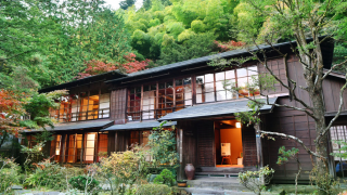 日本观光推荐★探访传统日光 金谷酒店历史馆