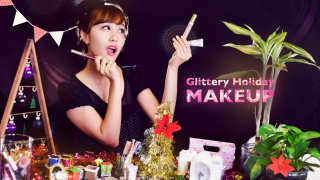 Japanese Cosmetics Brand CANMAKE ✨The Best Glittery Makeup You Need for Parties