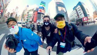 Shibuya Fashion★Cute, Stylish, and Reusable Masks