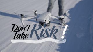 DRONE | Ne Prenez Aucun Risque!