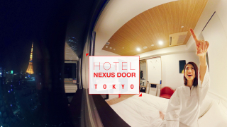 隔窗眺望东京塔 极具艺术个性舒适为一体的东京酒店推荐 NEXUS DOOR TOKYO