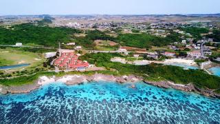 오키나와의 동생뻘 되는 작은 섬