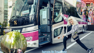 行李總是絆手絆腳?你該試試阪急交通社的京都觀光巴士 WOW! BUS