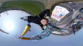 도쿄에서 번지점프를 하다. with. 360도 카메라