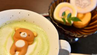 Rilakkuma Restaurant and Store 🍯🐻Arashiyama Rilakkuma Sabo in Kyoto