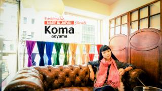 KOMA | Trouvez votre plus belle étole!