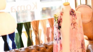表參道購物推薦 日本高品質圍巾專賣店KOMA