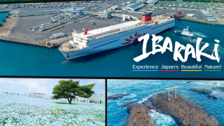 Japanese Travel Guide ★Ibaraki Prefecture Points of Interest