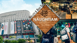 Fashionable Accessory Shops in Tokyo | Leather Accessories from NAUGHTIAM