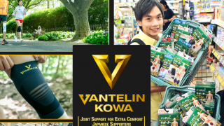 Best Japanese Drugstore Product 💪 Japan's Joint Support VANTELIN