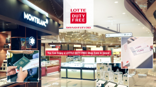 Duty-free Shopping in Japan 💮 Tokyu Plaza Ginza LOTTE Duty Free Tokyo Ginza