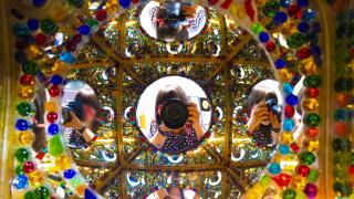 【宮城仙台】走進秋保溫泉的幻彩空間:仙台萬花筒美術館