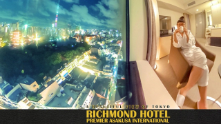 The Best Hotel in Asakusa Tokyo ★ Richmond Hotel Premier Asakusa International