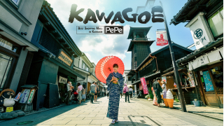 Visiting Kawagoe's Famous Sites + Shopping at Seibu Hon-Kawagoe PePe
