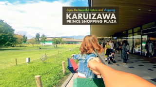 Traveling to Japan's Best Summer Resort Karuizawa and Hot Spring Resort Kusatsu Onsen...