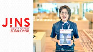 Buying Eyewear in Tokyo 👓 JINS Glasses Shibuya Branch