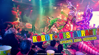 Robot Restaurant 25% Discount 🤖 New Shows and Robots at the Robot Restaurant in Tokyo!