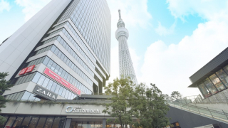 來到東京一定要登上的晴空塔