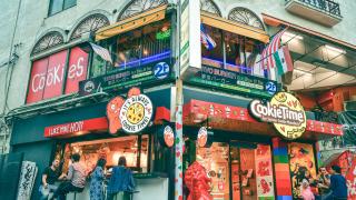 紐西蘭人氣手工餅乾 Cookie Time 在東京!