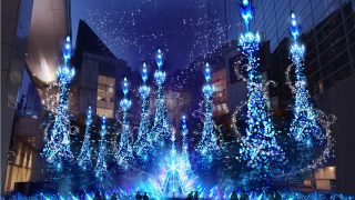 東京2018浪漫聖誕節活動!這四個必來!
