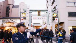 在日本遇到警察盤查!?一點都不用擔心!