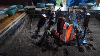 來去130年前的房子裡吃日式鄉土料理-高森田樂保存會