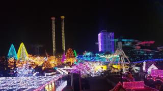 도쿄에서 가장 넓은 놀이공원, 요미우리랜드(よみうりランド)에 가다!
