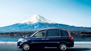 2020 도쿄올림픽 대비? 누구에게나 열려있는 '토요타 재팬 택시(トヨタ ジャパンタクシー)'