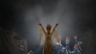 2018年平昌奧運開幕式日本唯一登場,傳統能劇及歌舞伎與現代藝術結合,將日本之美傳遞世界!