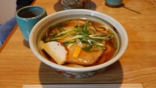 Going to Osaka? You've got to try the ORIGINAL Kitsune Udon!