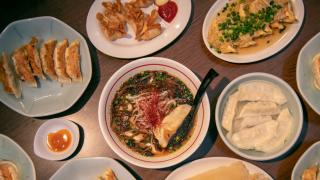 한국 만두와 일본 교자는 뭐가 다를까?