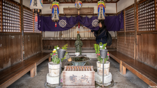 Kanazawa Spotlight: Secret Passageways and the Art of Escape in MyōRyū-Ji, or the