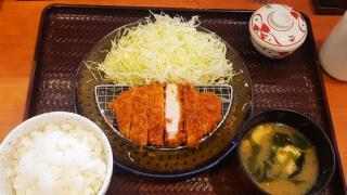 일본 가성비갑 돈까스 맛집추천! 카츠안(かつ庵)