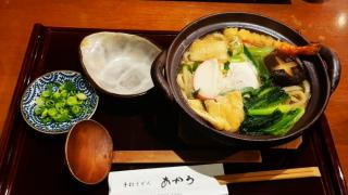도쿄 닛포리 우동 맛집, 수타우동 '아카우(あかう)'
