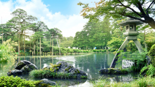Kanazawa's Kenrokuen: One of the Three Great Gardens of Japan