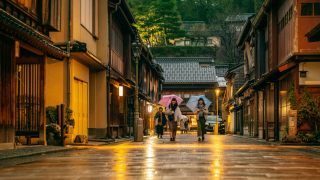 Japan's Tea House Streets: A Walk Through Kanazawa's Charming Chaya Districts