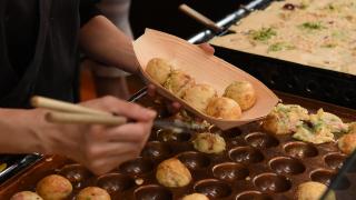 Những món ăn không thể bỏ qua ở Osaka