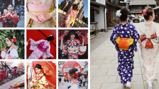 穿美美和服賞櫻去!大東京和服租借店家與最近賞花景點筆記