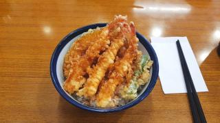 일본의 튀김덮밥! 텐동 프랜차이즈 '텐야(天丼てんや)'