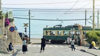《灌籃高手》江之電平交道不能拍了?!鎌倉市新公共條例上路  觀光客們耳朵豎起來