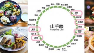 東京素食餐廳5間精選!JR山手線沿線美食