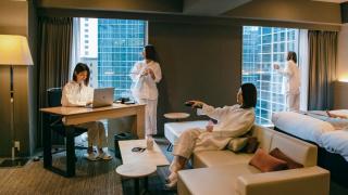 Ghé thăm một khách sạn hoàn toàn mới ở trung tâm Tokyo: Khách sạn Daiwa Roynet...