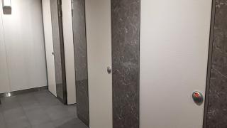 일본 화장실문화? 스마트폰 때문에 길게 선 화장실 줄...'화장실 난민'